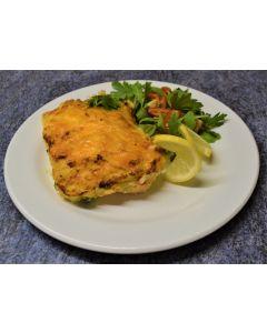 Homemade Fish Pie - Serves one