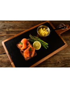 Smoked Salmon (Long sliced) - 250g Pack