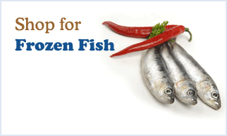Shop for frozen fish
