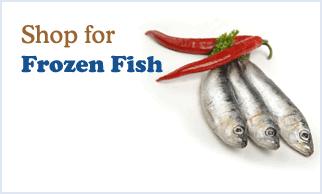 Shop for frozen fish
